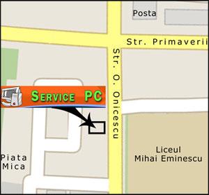 Service PC Botosani O. Onicescu
